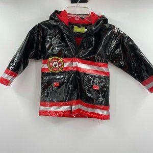 Western Chief Firefighter Rain Coat Size 3T